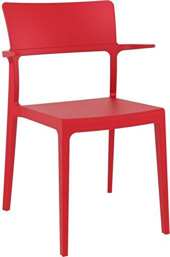 Siesta Plus Sandalye Kırmızı. ürün görseli