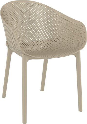 Siesta Sky Sandalye Kum Grı. ürün görseli
