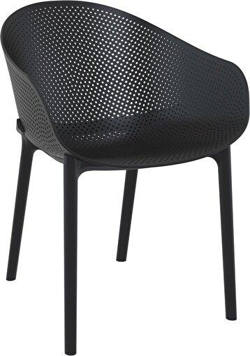 Siesta Sky Sandalye Siyah. ürün görseli