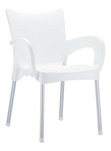 Siesta Romeo Sandalye Beyaz. ürün görseli