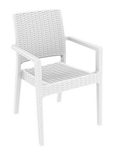 Siesta İbiza Koltuk Beyaz. ürün görseli