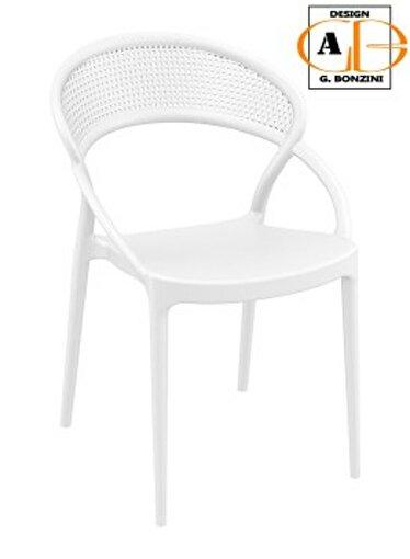 Siesta Sunset Sandalye Beyaz. ürün görseli