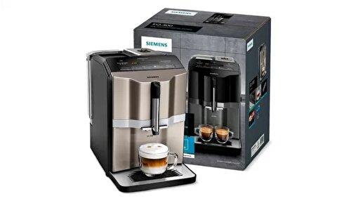 Siemens TI353204RW EQ.300 Tam Otomatik Kahve Makinesi Şampanya Renk. ürün görseli