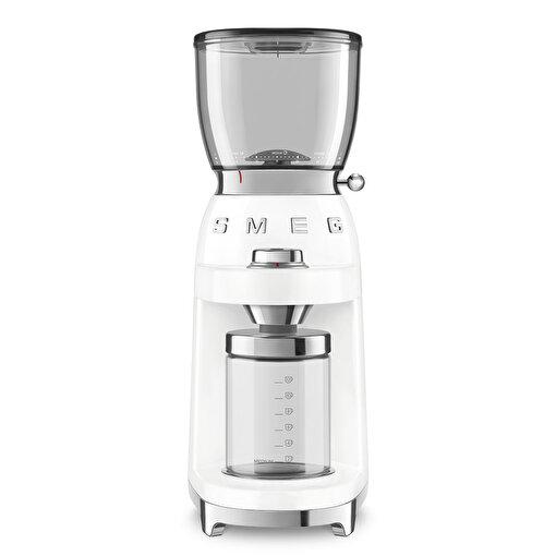 SMEG CGF01WHEU Kahve Öğütme Makinesi Beyaz. ürün görseli