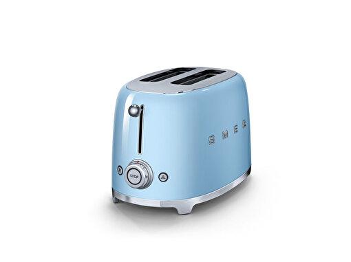 SMEG TSF01PBEU 2x2 Ekmek Kızartma Makinesi Pastel Mavi. ürün görseli