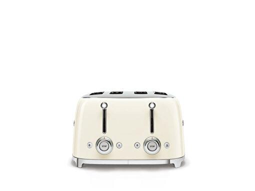 SMEG TSF03CREU Ekmek Kızartma Makinesi Krem. ürün görseli
