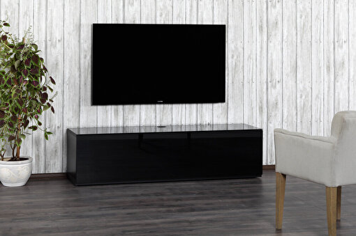 Sonorous STA 160F-BLK-BLK-BS Tv Ünitesi Siyah - Siyah. ürün görseli
