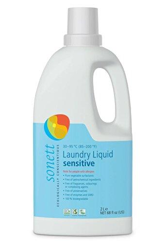 Sonett Organik Çamaşır Yıkama Sıvısı - Hassas Kişiler İçin - 2 L. ürün görseli