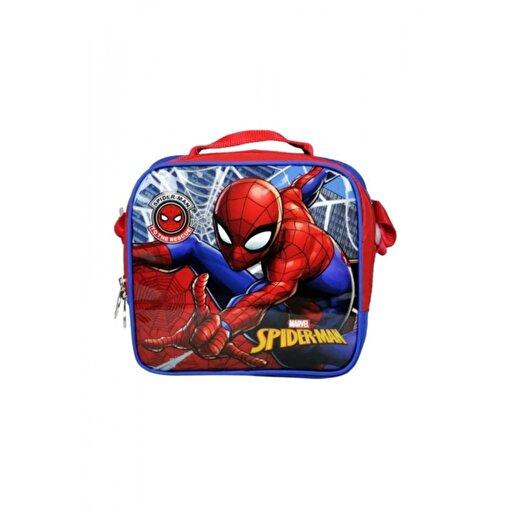 Spiderman Lisanslı Beslenme Çantası. ürün görseli