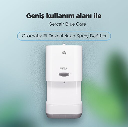 Sercair Blue Care Otomatik El Dezenfektan Sprey Dağıtıcı-1500 ML. ürün görseli