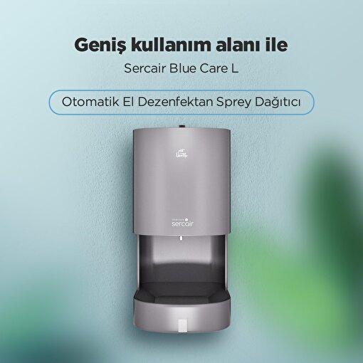 Sercair Blue Care L Otomatik El Dezenfektan Sprey Dağıtıcı 2200m. ürün görseli