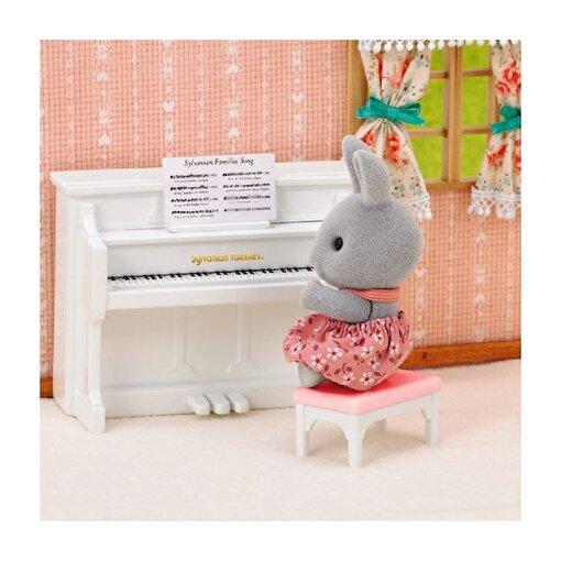Sylvanian Families STavşan Kız Kardeş ve Piyano. ürün görseli
