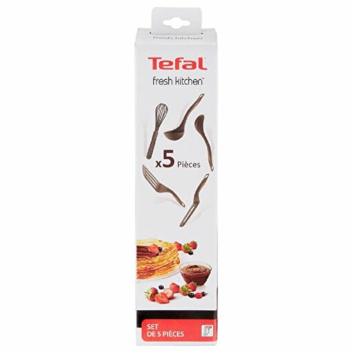 Tefal Fresh Kitchen Enjoy Aksesuar Set 5 Parça. ürün görseli