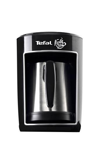 Tefal Köpüklüm Pro Çelik Türk Kahvesi Makinesi - Siyah. ürün görseli