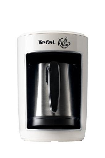 Tefal Köpüklüm Pro Çelik Türk Kahvesi Makinesi - Beyaz. ürün görseli