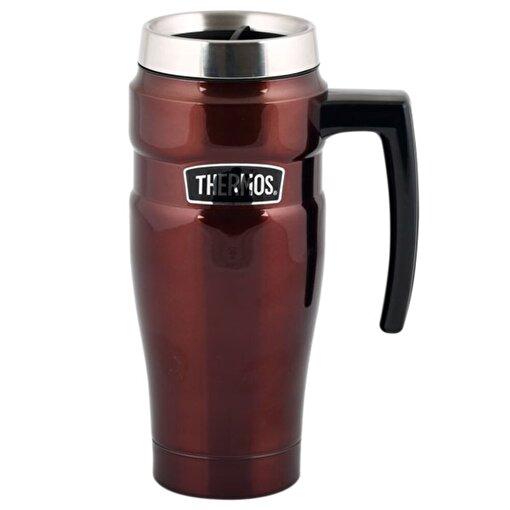 Thermos Sk 1000 Stainless King Handle Travel Mug Copper 0,47 Lt. ürün görseli