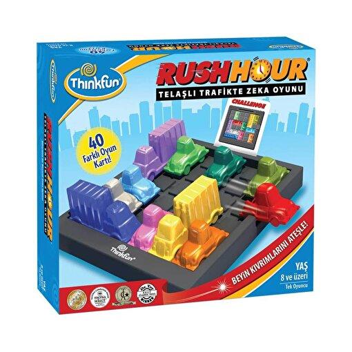 ThinkFun Rush Hour Trafik Oyunu. ürün görseli