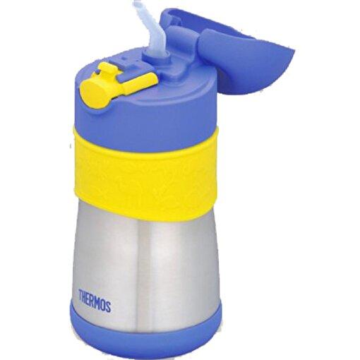 Thermos Stainless Hydration Bottle Ffd-290W-143574Bl Termos. ürün görseli