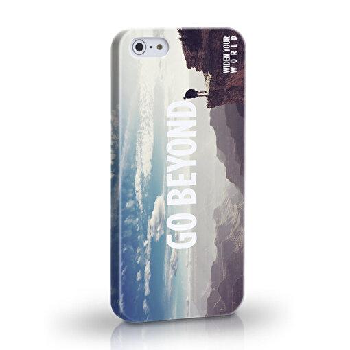 TK Collection Go Beyond iPhone 5/5S Kapak. ürün görseli