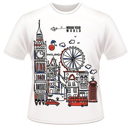 TK Collection England T-Shirt. ürün görseli