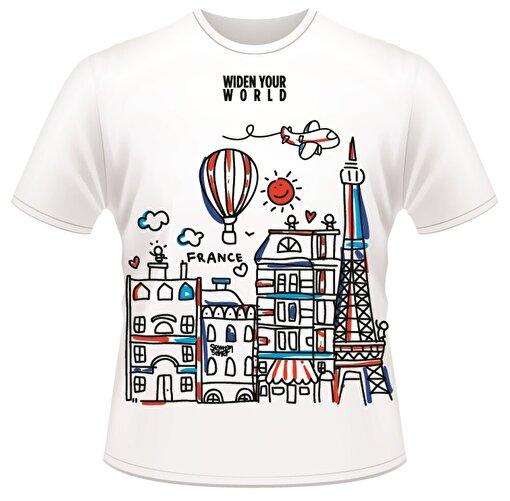 TK Collection France T-Shirt. ürün görseli