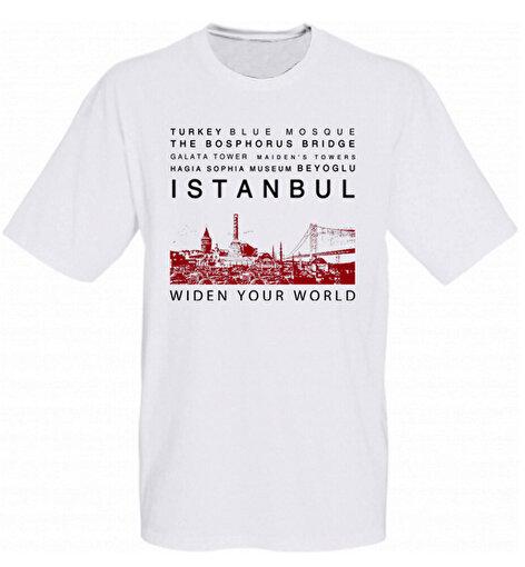 TK Collection İstanbul T-Shirt. ürün görseli