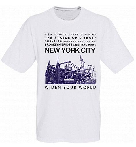 TK Collection New York City T-Shirt. ürün görseli