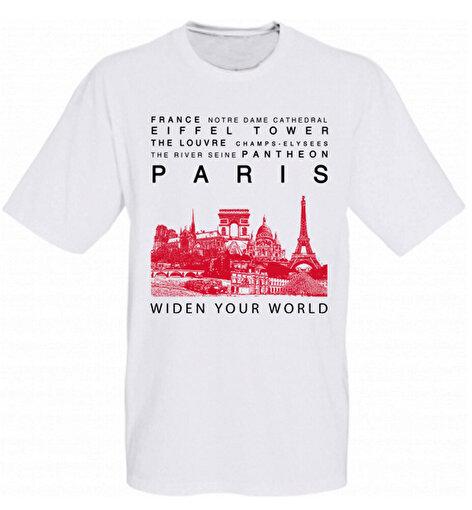 TK Collection Paris T-Shirt. ürün görseli