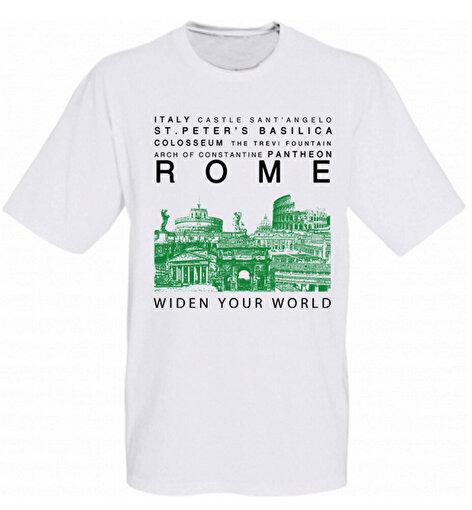 TK Collection Roma T-Shirt. ürün görseli