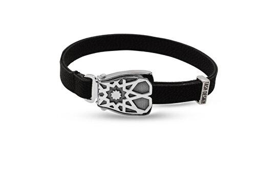 TK Collection Erkek Gümüş Bileklik. ürün görseli