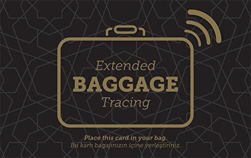 TK Collection RFID Bagaj Kartı. ürün görseli