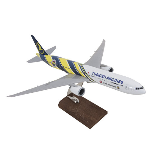 TK Collection B777-300 1/200 FB Model Uçak. ürün görseli