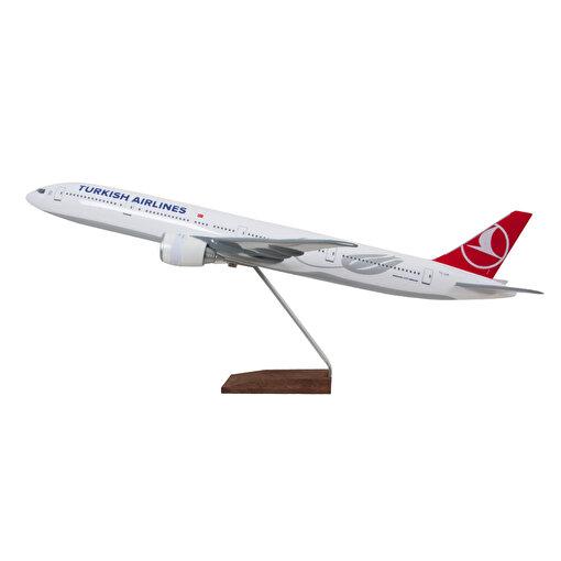 TK Collection B777-3001/100 Model Uçak. ürün görseli