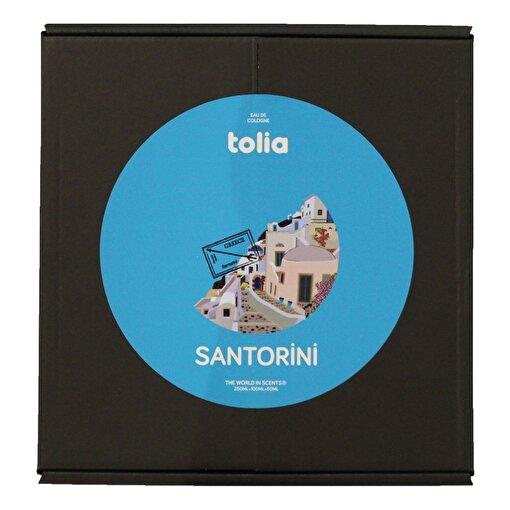Tolia Santorini Kolonya 3lü Kutu Set. ürün görseli
