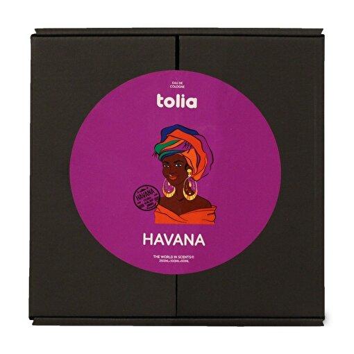 Tolia Havana Kolonya 3lü Kutu Set. ürün görseli