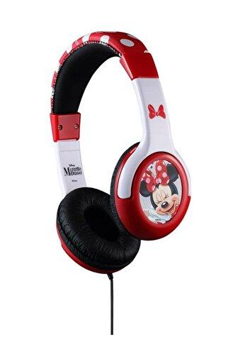Volkano Disney Minnie Mouse Mini Fare Çocuk Kulaklığı Lisanslı Dy-13301-mm. ürün görseli