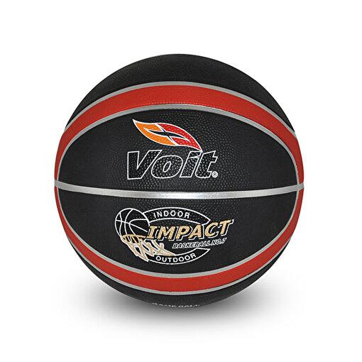 Voit Impact Basketbol Topu N7 Siyah-Kırmızı. ürün görseli