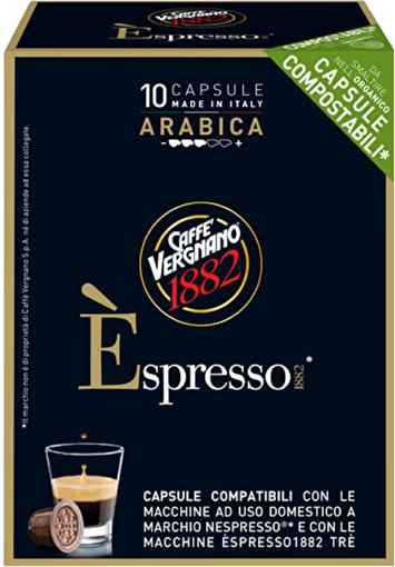 Caffe Vergnano Espresso 1882 Arabica Kapsül. ürün görseli
