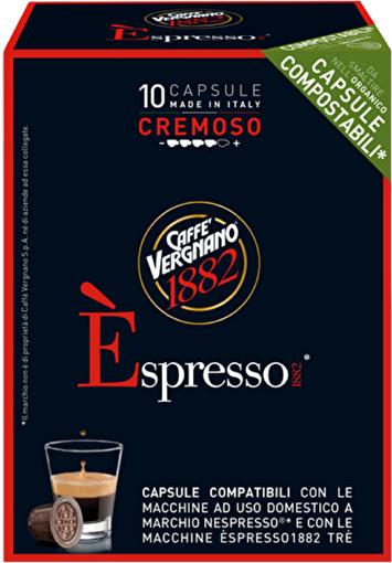 Caffe Vergnano Espresso 1882 Cremoso Kapsül. ürün görseli