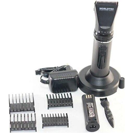Worldtec WT 9508 Şarjlı Saç Sakal Tıraş Makinesi. ürün görseli