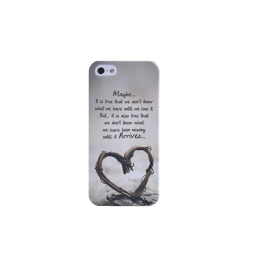 What's Your Case Maybe iPhone 5/5S Telefon Kılıfı. ürün görseli