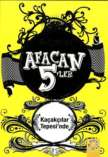 Afacan 5'ler Kaçakçılar Tepesi'nde 4. Kitap. ürün görseli