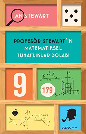 Profesör Stewart'ın Matematiksel Tuhaflıklar Dolabı. ürün görseli
