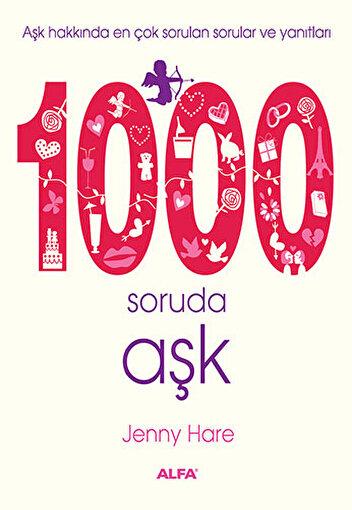 1000 Soruda Aşk  - Jenny Hare. ürün görseli