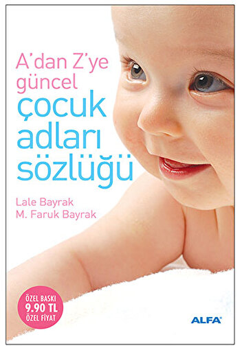 Çocuk Adları Sözlüğü (Cep Boy) - Lale Bayrak. ürün görseli