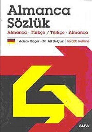 Almanca Sözlük - Adem Güçer. ürün görseli