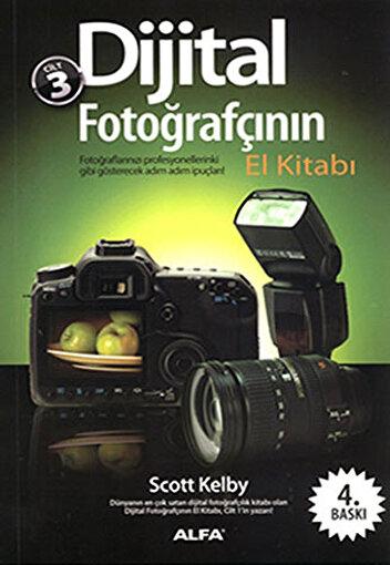 Dijital Fotoğrafçının El Kitabı Cilt 3 - Scott Kelby. ürün görseli