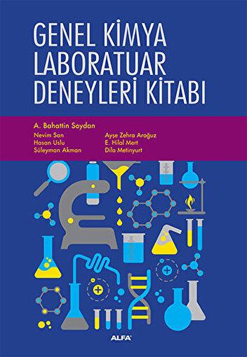 Genel Kimya Laboratuar Deneyleri Kitabı. ürün görseli