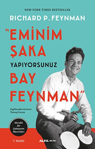 Eminim Şaka Yapıyorsunuz Bay Feynman. ürün görseli