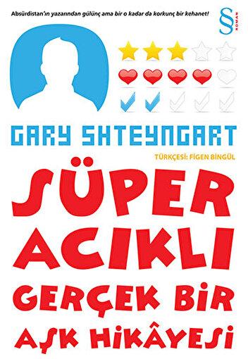Süper Acıklı Gerçek Bir Aşk Hikayesi. ürün görseli